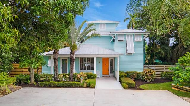 1610 N Lakeside Drive, Lake Worth Beach, FL 33460 (MLS #RX-10752091) :: Castelli Real Estate Services