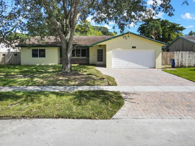 2630 NW 51st Terrace, Margate, FL 33063 (MLS #RX-10752201) :: Castelli Real Estate Services