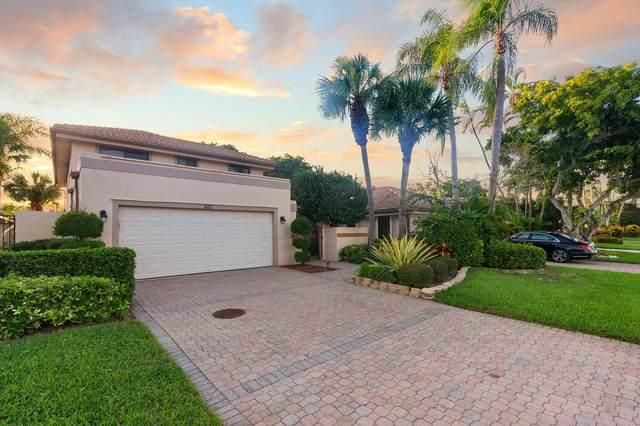 7646 Glendevon Lane, Delray Beach, FL 33446 (#RX-10752453) :: Michael Kaufman Real Estate