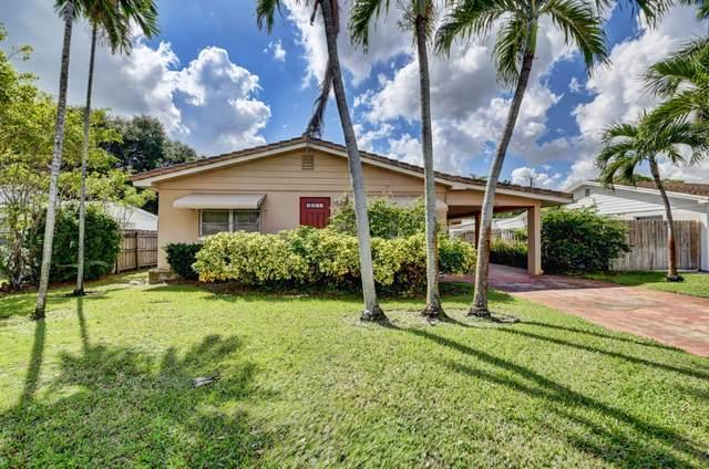 310 NE 2nd Street, Boca Raton, FL 33432 (#RX-10752555) :: Posh Properties