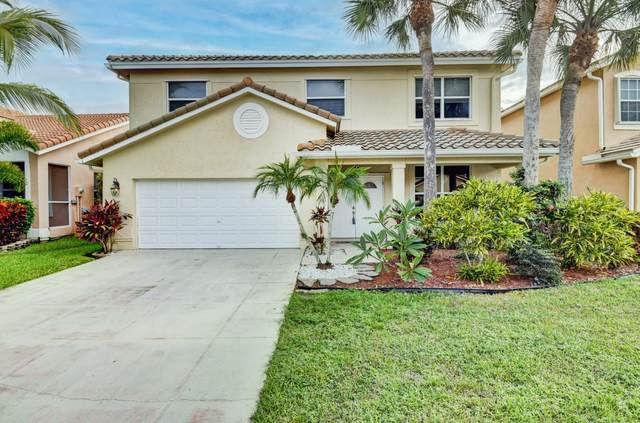 18196 Clear Brook Circle, Boca Raton, FL 33498 (#RX-10752596) :: IvaniaHomes | Keller Williams Reserve Palm Beach