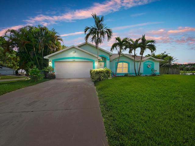 1197 SW Galvin Road, Port Saint Lucie, FL 34953 (#RX-10752720) :: The Reynolds Team | Compass