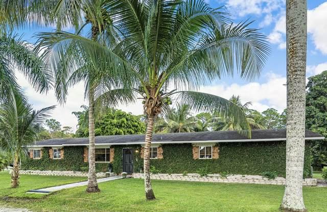 1068 D Road, Loxahatchee Groves, FL 33470 (#RX-10752741) :: IvaniaHomes | Keller Williams Reserve Palm Beach
