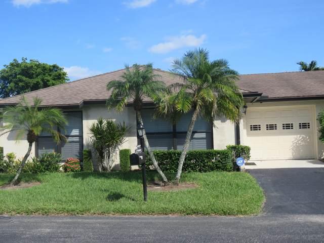 4650 Finchwood Way A, Boynton Beach, FL 33436 (#RX-10752955) :: DO Homes Group