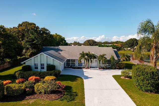 2178 NE Ginger Terrace, Jensen Beach, FL 34957 (#RX-10753092) :: Baron Real Estate