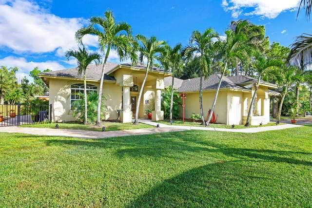 6152 120th Ave N Avenue N, West Palm Beach, FL 33412 (MLS #RX-10753387) :: Castelli Real Estate Services