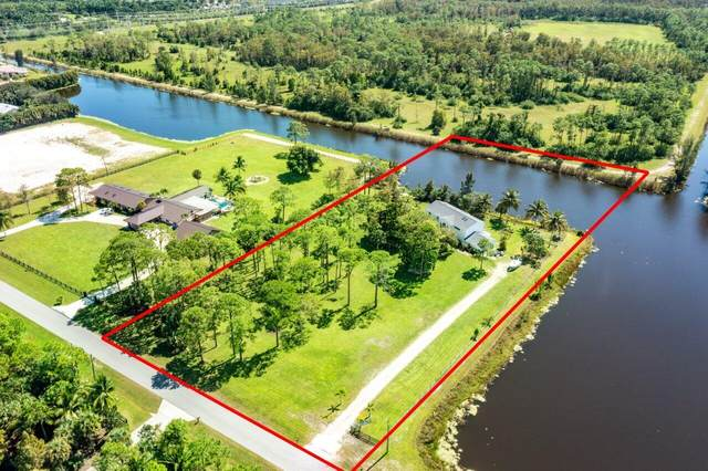 11350 Manatee Terrace, Lake Worth, FL 33449 (#RX-10753584) :: The Reynolds Team | Compass