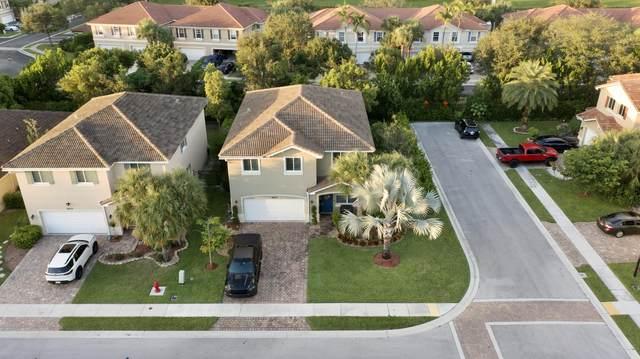 4839 Foxtail Palm Court, Greenacres, FL 33463 (#RX-10754065) :: Heather Towe | Keller Williams Jupiter