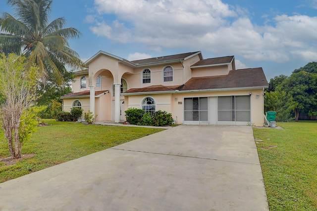 501 NW Biscayne Drive, Port Saint Lucie, FL 34983 (#RX-10754073) :: Michael Kaufman Real Estate
