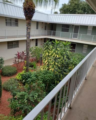 2302 Sunrise Boulevard 3-205, Fort Pierce, FL 34982 (#RX-10754712) :: Baron Real Estate
