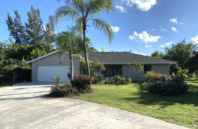 16700 E Mead Hill Drive, Loxahatchee, FL 33470 (#RX-10754809) :: Michael Kaufman Real Estate