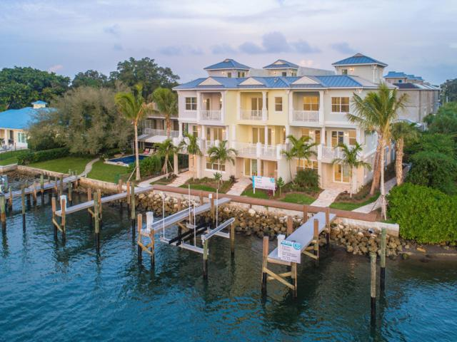 1057 Harbor Villas Drive #1, North Palm Beach, FL 33408 (#RX-10323855) :: Weichert, Realtors® - True Quality Service