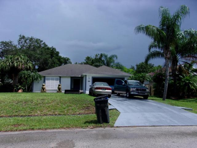 785 SW Tatum Terrace, Port Saint Lucie, FL 34953 (#RX-10343351) :: The Reynolds Team/Treasure Coast Sotheby's International Realty
