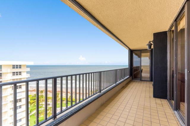 450 Ocean Drive Ph2, Juno Beach, FL 33408 (#RX-10371382) :: Amanda Howard Real Estate™