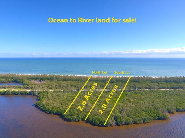 0 S Ocean Drive (South Lot), Fort Pierce, FL 34949 (#RX-10378660) :: Ryan Jennings Group