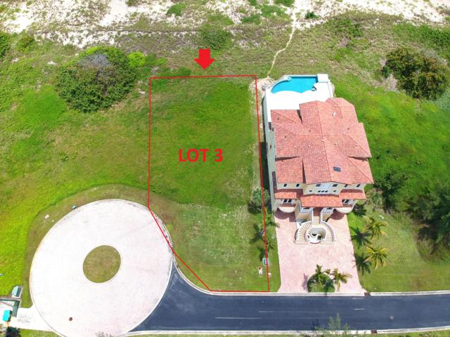 0 S Ocean Dr. Lot 3, Hutchinson Island, FL 34949 (#RX-10398032) :: Ryan Jennings Group