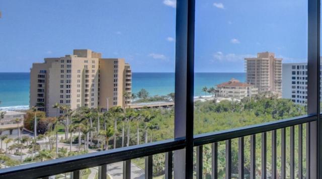 3420 S Ocean Boulevard 11S, Highland Beach, FL 33487 (#RX-10410588) :: Ryan Jennings Group