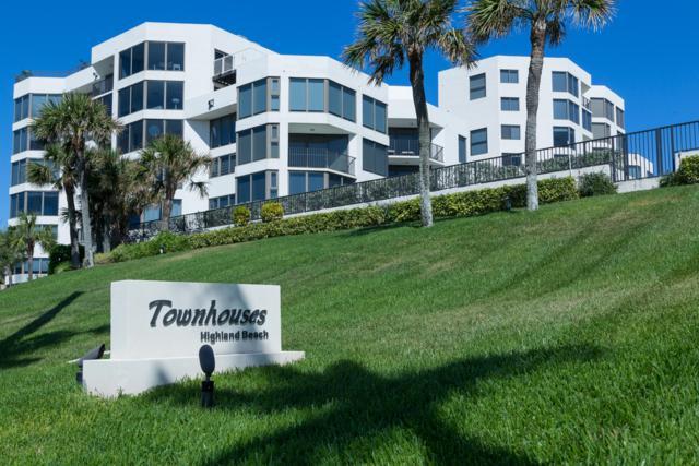 2575 S Ocean Boulevard 105S, Highland Beach, FL 33487 (MLS #RX-10413154) :: Castelli Real Estate Services