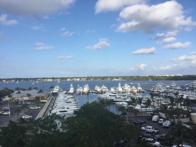 123 Lakeshore Drive #745, North Palm Beach, FL 33408 (#RX-10430325) :: Ryan Jennings Group