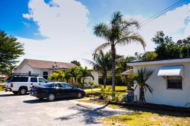 1031 N E Street 1-4, Lake Worth, FL 33460 (#RX-10430601) :: Ryan Jennings Group