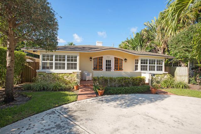 302 Wildermere Road A, West Palm Beach, FL 33401 (MLS #RX-10437592) :: Berkshire Hathaway HomeServices EWM Realty