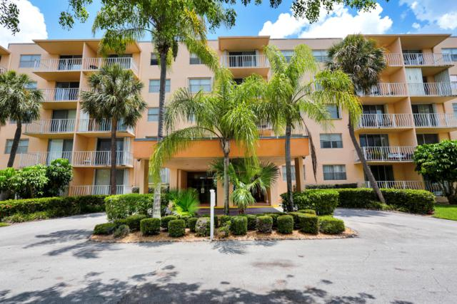 470 Executive Center Drive 4C, West Palm Beach, FL 33401 (#RX-10439274) :: Ryan Jennings Group