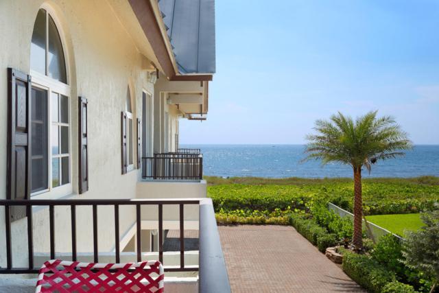 1835 S Ocean Boulevard I, Delray Beach, FL 33483 (MLS #RX-10449062) :: Berkshire Hathaway HomeServices EWM Realty