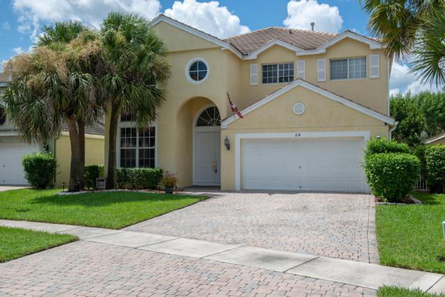 214 Kensington Way, Royal Palm Beach, FL 33414 (#RX-10452724) :: United Realty Consultants, Inc