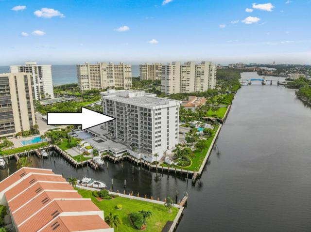 4750 S Ocean Boulevard #802, Highland Beach, FL 33487 (#RX-10453464) :: The Haigh Group | Keller Williams Realty