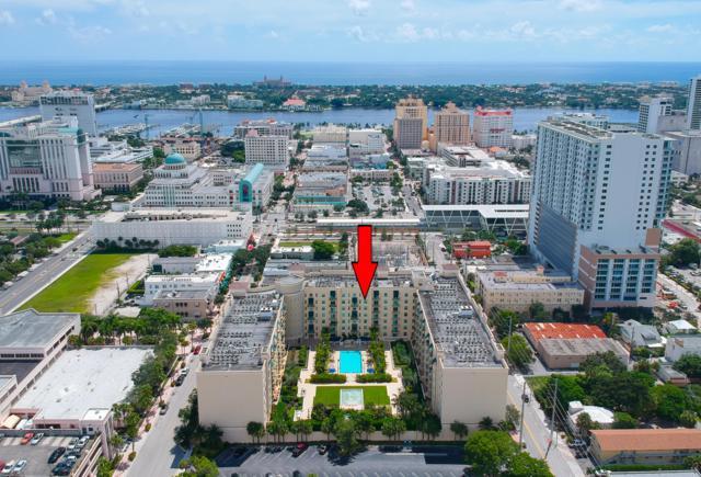 610 Clematis Street #619, West Palm Beach, FL 33401 (#RX-10459003) :: Ryan Jennings Group