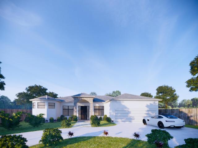 454 NW 21st Avenue, Pompano Beach, FL 33069 (MLS #RX-10463596) :: Berkshire Hathaway HomeServices EWM Realty