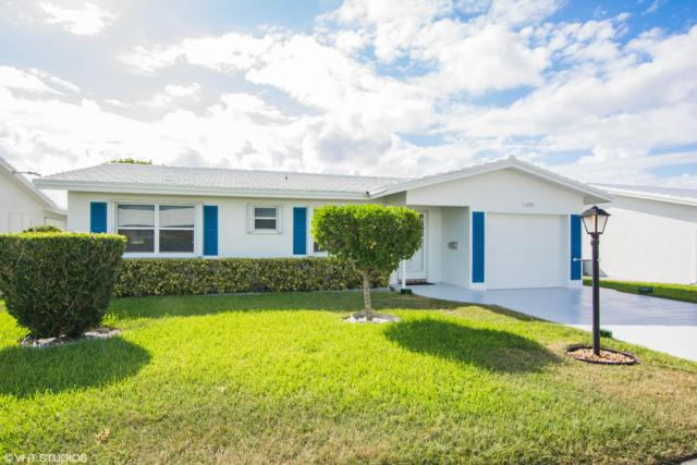 1192 SW Lake Circle, Boynton Beach, FL 33426 (#RX-10466786) :: Ryan Jennings Group
