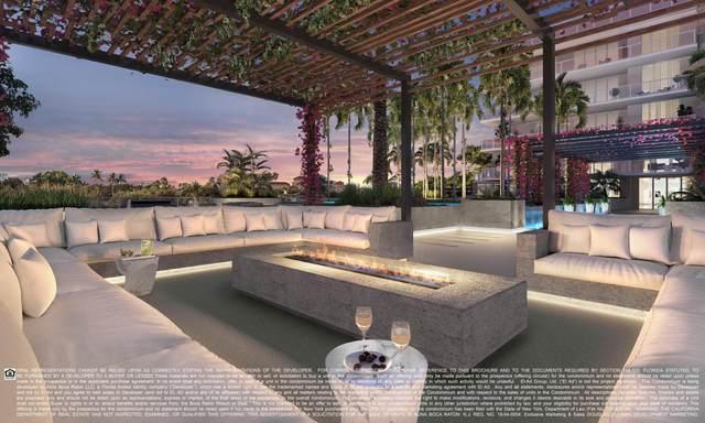 200 SE Mizner Boulevard #616, Boca Raton, FL 33432 (#RX-10467647) :: Ryan Jennings Group