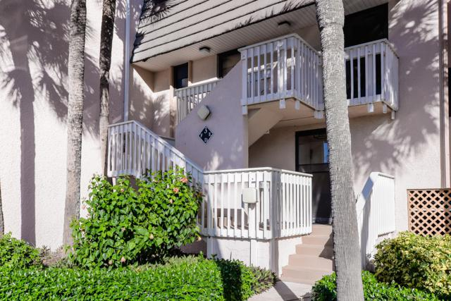 11000 S Ocean Drive S 3-D, Jensen Beach, FL 34950 (#RX-10468992) :: Ryan Jennings Group