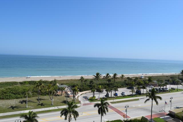 715 S Ocean Drive M, Fort Pierce, FL 34949 (MLS #RX-10475714) :: Berkshire Hathaway HomeServices EWM Realty