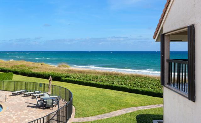 6711 N Ocean Boulevard #18, Ocean Ridge, FL 33435 (MLS #RX-10493005) :: EWM Realty International