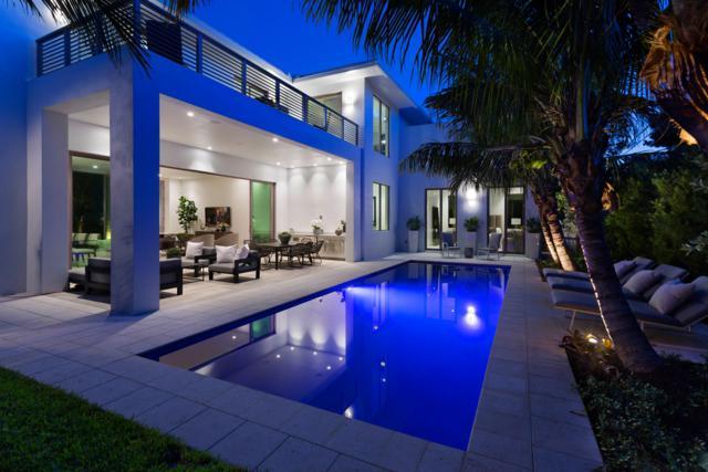 1017 Seagate Drive, Delray Beach, FL 33483 (MLS #RX-10503375) :: Berkshire Hathaway HomeServices EWM Realty