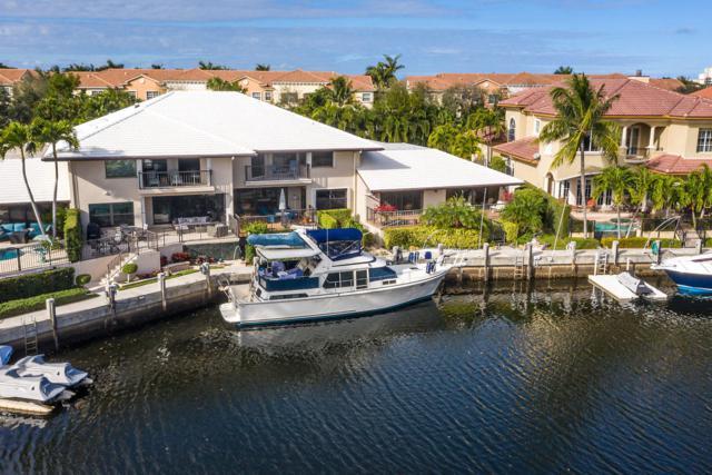 5330 Boca Marina Circle N, Boca Raton, FL 33487 (MLS #RX-10503698) :: Berkshire Hathaway HomeServices EWM Realty