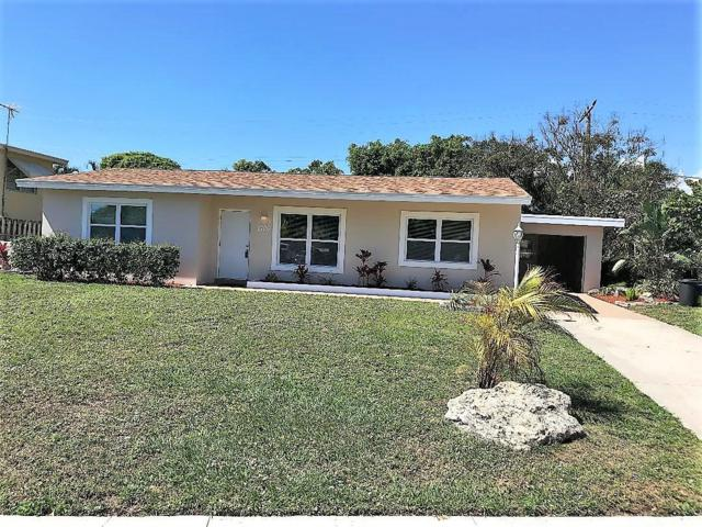 1707 High Ridge Road, Lake Worth, FL 33461 (#RX-10506069) :: The Reynolds Team/Treasure Coast Sotheby's International Realty