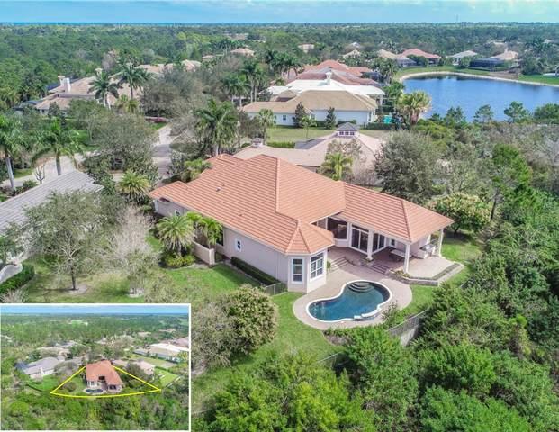 9540 SE Sandpine Lane, Hobe Sound, FL 33455 (MLS #RX-10509083) :: Berkshire Hathaway HomeServices EWM Realty