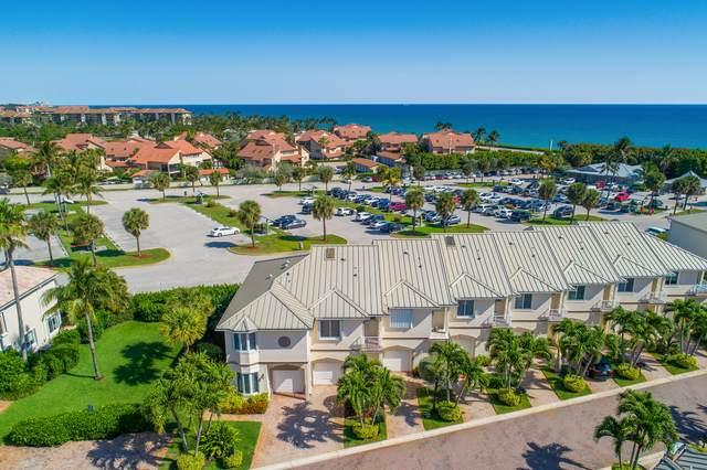 753 Seaview Drive, Juno Beach, FL 33408 (#RX-10512625) :: Ryan Jennings Group