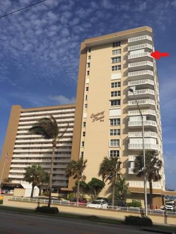 1012 N Ocean Boulevard #1512, Pompano Beach, FL 33062 (#RX-10513615) :: Ryan Jennings Group