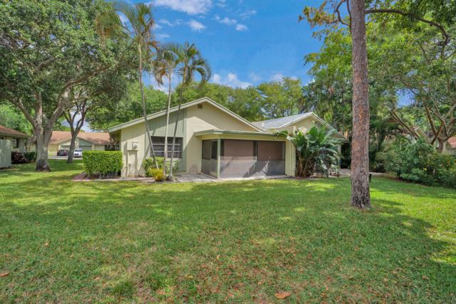 4132 Palm Forest Drive S, Delray Beach, FL 33445 (MLS #RX-10516697) :: Berkshire Hathaway HomeServices EWM Realty
