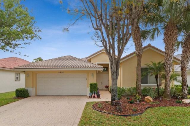 2334 Sailfish Cove Drive, West Palm Beach, FL 33411 (MLS #RX-10519263) :: Berkshire Hathaway HomeServices EWM Realty