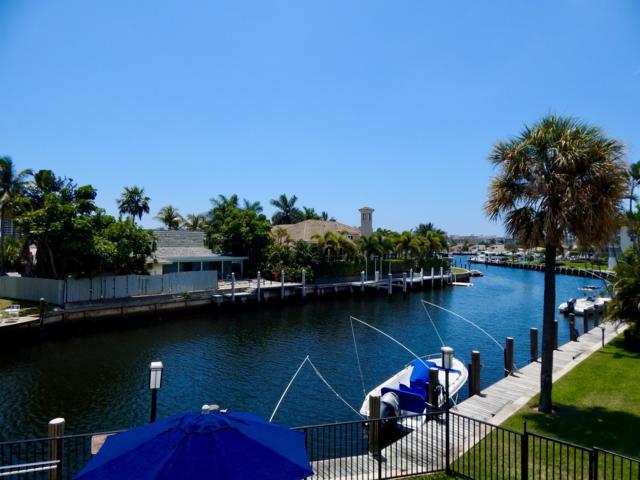 3111 Spanish Trail #6, Delray Beach, FL 33483 (#RX-10519540) :: Weichert, Realtors® - True Quality Service