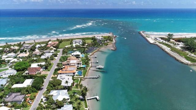 220 Pirates Place, Jupiter Inlet Colony, FL 33469 (#RX-10524018) :: Ryan Jennings Group