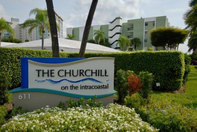 611 SE 7th Street #303, Delray Beach, FL 33483 (MLS #RX-10524810) :: Berkshire Hathaway HomeServices EWM Realty