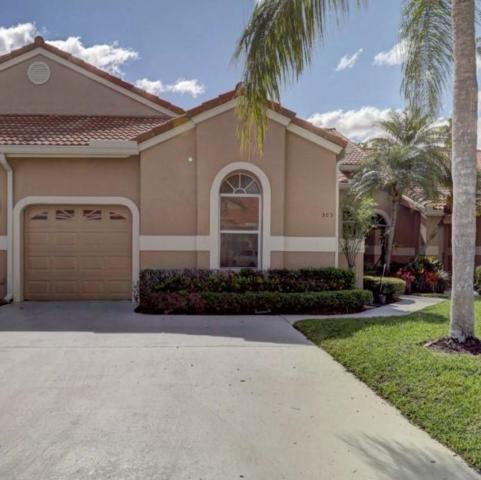 303 Sabal Palm Lane, Palm Beach Gardens, FL 33418 (MLS #RX-10524931) :: The Paiz Group