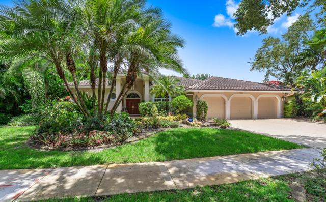 7258 NW 64th Terrace, Parkland, FL 33067 (#RX-10525884) :: Ryan Jennings Group