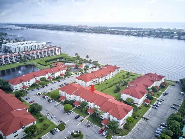 107 Half Moon Circle E1, Hypoluxo, FL 33462 (MLS #RX-10527374) :: Berkshire Hathaway HomeServices EWM Realty
